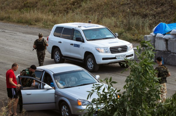 ВЕС оценили уровень насилия наДонбассе иозвучили призыв
