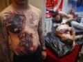Британские ученые назвали типы татуировок, которые мешают найти работу
