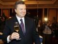 В Межигорье показали алкогольный арсенал Януковича (видео)