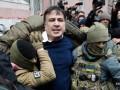 Появилось еще одно видео задержания Саакашвили