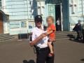 В Одессе на кладбище пьяная бабушка потеряла ребенка