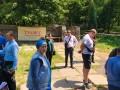 В Киеве в уборной нашли тело мужчины в луже крови