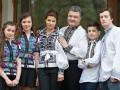 Журналисты рассказали об иностранном образовании детей Порошенко