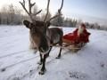 Санта Клаус завершил полет над Землей - NORAD