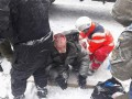 В штурме под Радой пострадали 9 активистов