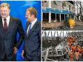 Итоги 24 ноября: саммит Украина-ЕС, обвал в Китае и пожар в Донецке