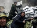 День в фото: Кровавый Майдан и снайперы в Киеве