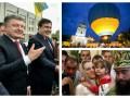 Неделя в фото: назначение Саакашвили, Троица и День Киева