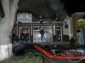 В центре Херсона сгорело два ресторана