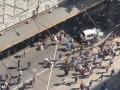 В Австралии джип въехал в толпу людей, есть жертвы