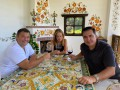 Саакашвили прокомментировал свое фото с Богданом и Ясько