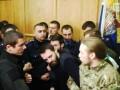 В Ужгороде подрались военные и священники двух конфессий