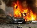 В Афганистане взорвался автомобиль: более десятка погибших