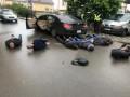 Криминальные разборки в Броварах: Пуля попала в жилой дом и ранила человека
