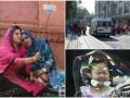 День в фото: Протест во Львове, фестиваль мыльных пузырей в Китае и селфи после молитвы в Пакистане