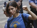 Толоконникова заявила о применении физической силы охраной ШИЗО