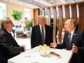 Трамп и Путин 40 минут спорили о вмешательстве РФ в выборы США