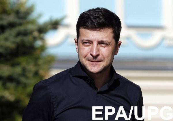 """Зеленский вступил в перепалку с журналисткой """"Прямого"""""""