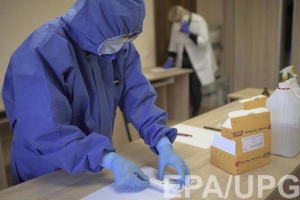 В Житомирской области еще один человек заразился коронавирусом
