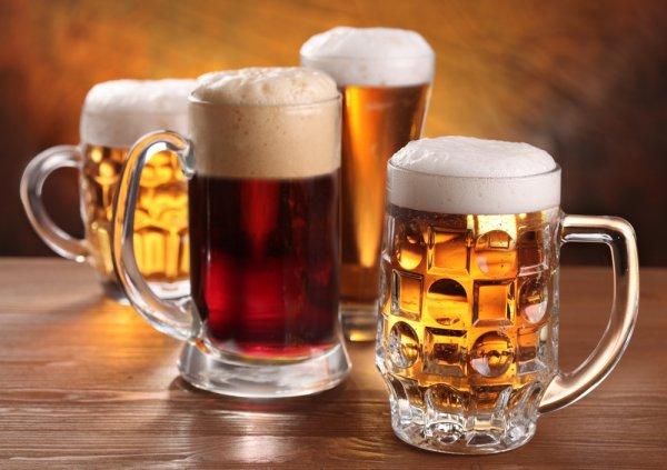 Атомный взрыв практически не влияет на пиво
