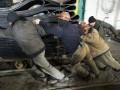 Шахтеры в ЛНР работают за еду - Слободян