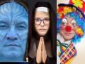 Хеллоуин-2019: Какие костюмы и грим могли бы выбрать политики Украины