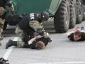 Управление госохраны заявляет о задержании активистами Майдана его сотрудников