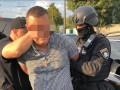В Луцке на взятке поймали главного борца с коррупцией в полиции