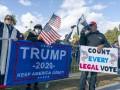 Трамп не сдается.Как будут оспаривать выборы в США