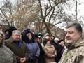 Порошенко: Большинство жителей Донбасса видят будущее в Украине