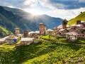 Турпоток из Украины в Грузию увеличился почти на 30%