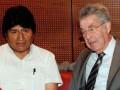 Австрийская полиция не обыскивала самолет президента Боливии - МВД