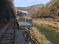В Японии появилась железнодорожная станция без входа и выхода