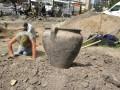 В центре Чернигова нашли древние артефакты