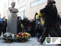 Во Львове открыли памятник Герою Небесной Сотни