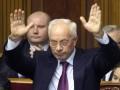 Азаров о запрете въезда в ДНР: Я туда не собирался
