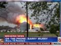 На заводе в Техасе может произойти новый взрыв - CNN