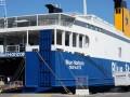 В Греции взорвалось судно: четверо пострадавших