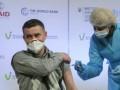 В Украине за день только 1,5 тыс человек сделали прививки от COVID