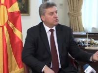 Президент Македонии не захотел переименовывать страну