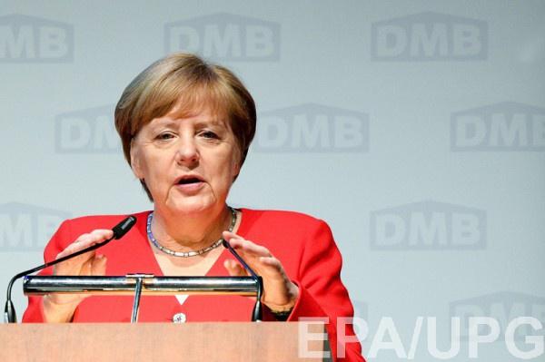 Меркель готовится к визиту Зеленского в Берлин