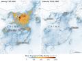 Падение промышленности в Китае положительно сказалось на экологии