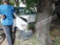 В Днепре из-за обгона шесть человек пострадало в аварии