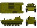 В Украине начали разработку БМП и танка нового поколения