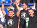 Фанаты Ворсклы в Чернигове надели футболки с Гитлером