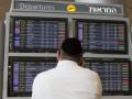 Украинцы не могут вылететь из аэропорта Тель-Авива