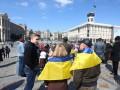 """Перед дебатами в Киеве проведут марш """"Защити Украину"""""""