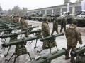 Украинской армии передано 70 единиц модернизированного вооружения