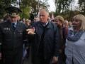 В центре Минска прошел митинг против Лукашенко