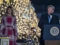 Трамп признался, что у него нет подарка для супруги на Рождество